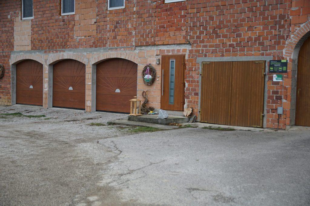 3-fach Garage